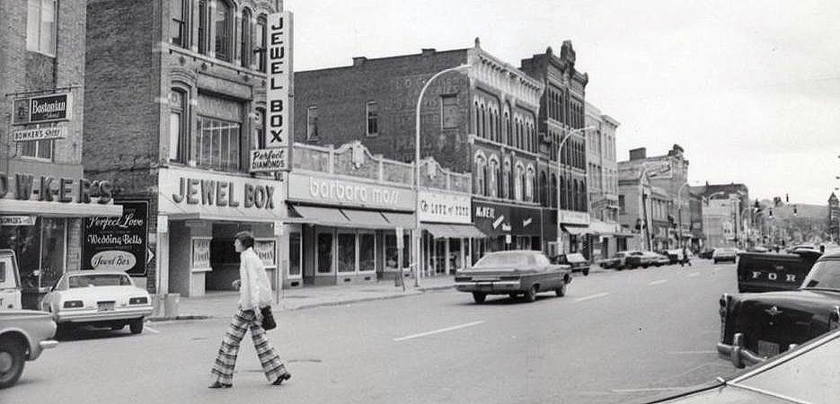 Main Street, Downtown Cortland